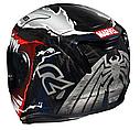 Мотошлем Hjc RPHA-11 Venom 2 Marvel Limited, фото 5