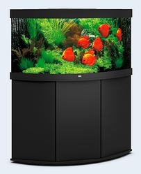 Тумба угловая для аквариума Juwel (Джувел) TRIGON 350 Черный
