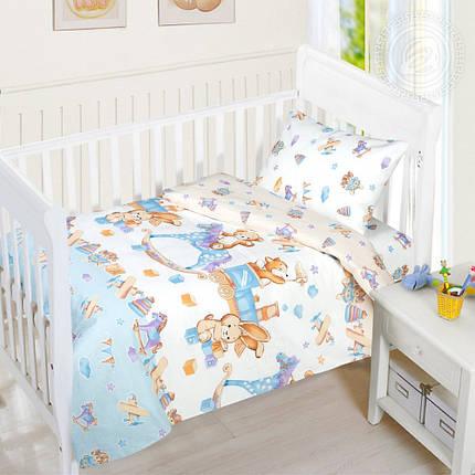 Постельное белье Детство бязь ГОСТ ТМ Комфорт текстиль (в детскую кроватку), фото 2