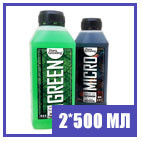 2*500 мл GreenKit набор удобрений для гидропоники и почвы