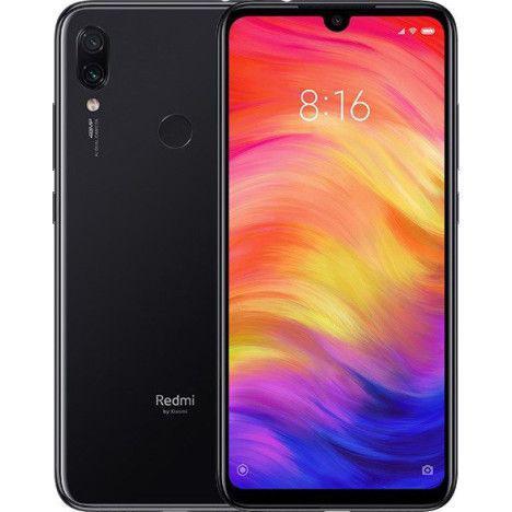 Смартфон Xiaomi Redmi Note 7 3/32GB Black GSM+GSM Международная версия