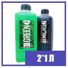 2*1 л GreenKit набор удобрений для гидропоники и почвы