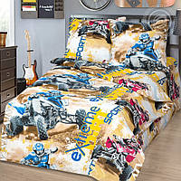Постельное белье Техно бязь  ГОСТ ТМ Комфорт текстиль (в кроватку)