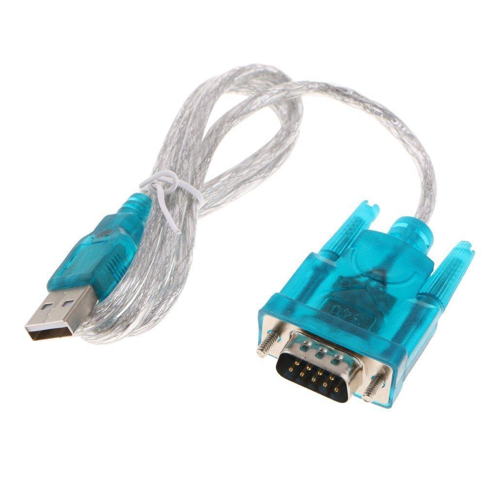 Кабель підключення USB, RS232 HL-340 COM DB9