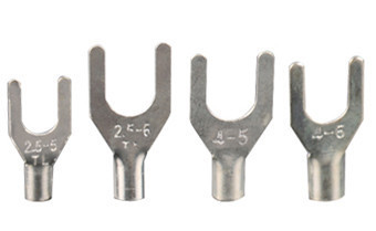 KW 1/4 сечение наконечник вилочковый, фото 2