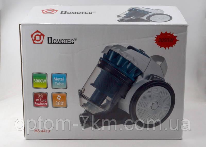 Пылесос без мешка Domotec MS-4410 3000 Вт S