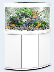 Тумба угловая для аквариума Juwel (Джувел) TRIGON 190 Белый