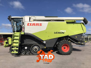 Комбайн Lexion 760 Terra Trac (2012 г)