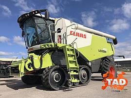 Комбайн Lexion 760 Terra Trac (2012 г), фото 2