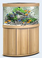 Тумба угловая для аквариума Juwel (Джувел) TRIGON 190 светлый дуб