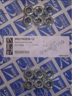 Комплект гаек (12 шт) 9RD18GER-12 (М18*1.5)