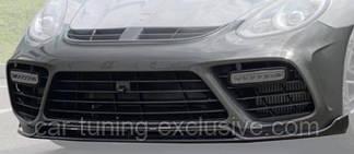 MANSORY front bumper for Porsche Panamera