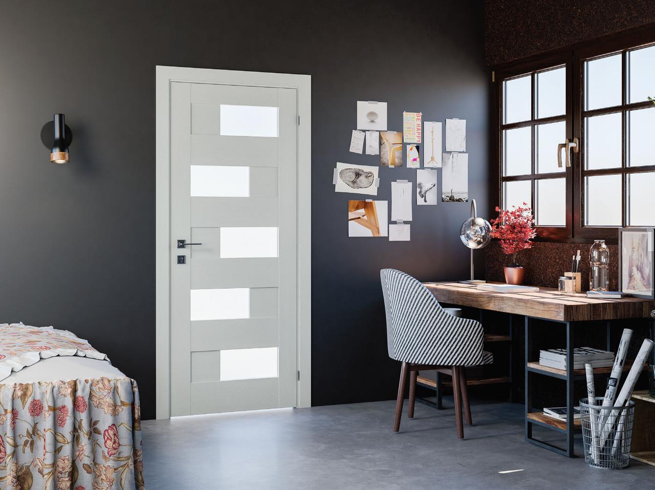 Двери Родос Modern Verona полустекло