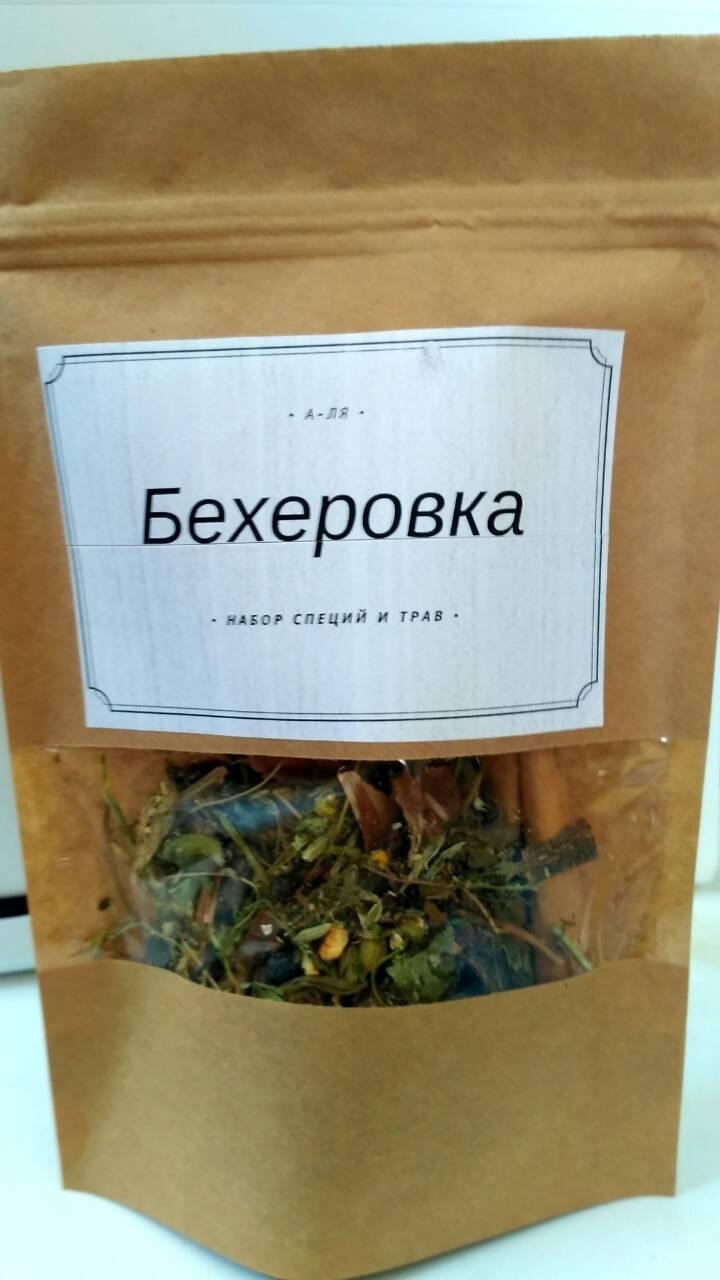 """""""Бехеровка""""набор для приготовления на 1,25 л"""