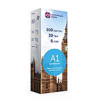 Карточки для вивчення англійської мови English Student А1 Elementary 500 шт, 30 тем, 6 ігор, фото 1
