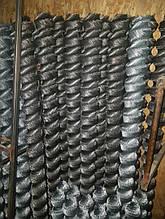 Сітка Рабиця, Осередок 60х60, Діаметр 1.8, 1 Рулон.5х10 Чорна