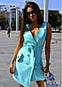Женский сарафан на пуговицах, в расцветках. ВВ-2-0719, фото 6