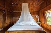 Сетка полог, москитная на кровать .Балдахин антимоскитная сетка,полог от комаров над кроватью, фото 1
