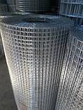 Сетка сварная , оцинкованная (штукатурная) , 12х12мм., диаметр 0,7 мм., фото 2