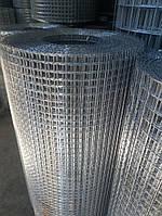 Сетка сварная , оцинкованная (штукатурная) , 12х12мм., диаметр 0,7 мм.