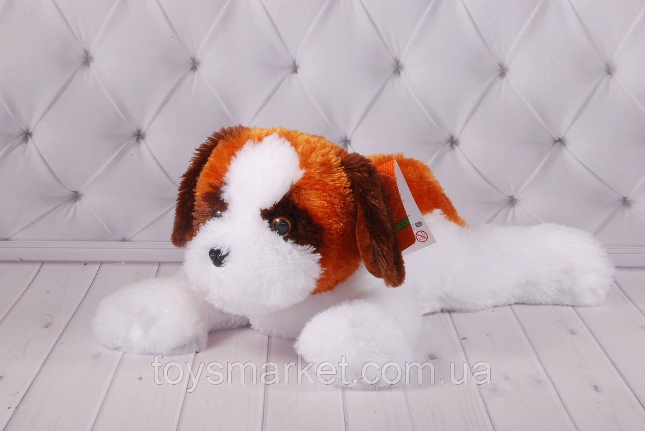 Мягкая игрушка пес Сенбернар