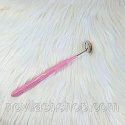 Зеркало для наращивания розовое LASH SECRET