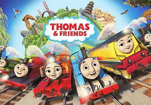 Томас и друзья Fisher-Price Thomas & Friends