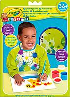 Фартук для рисования, Mini Kids, Crayola