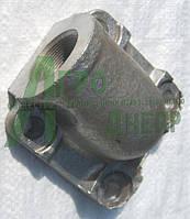 Фланец угловой НШ-100 с резьбой