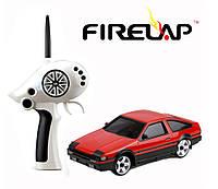 Автомодель на радиоуправлении 1к28 Firelap IW02M-A Toyota AE86 2WD. красный - 139666