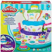 Игровой набор Play-Doh Праздничный торт