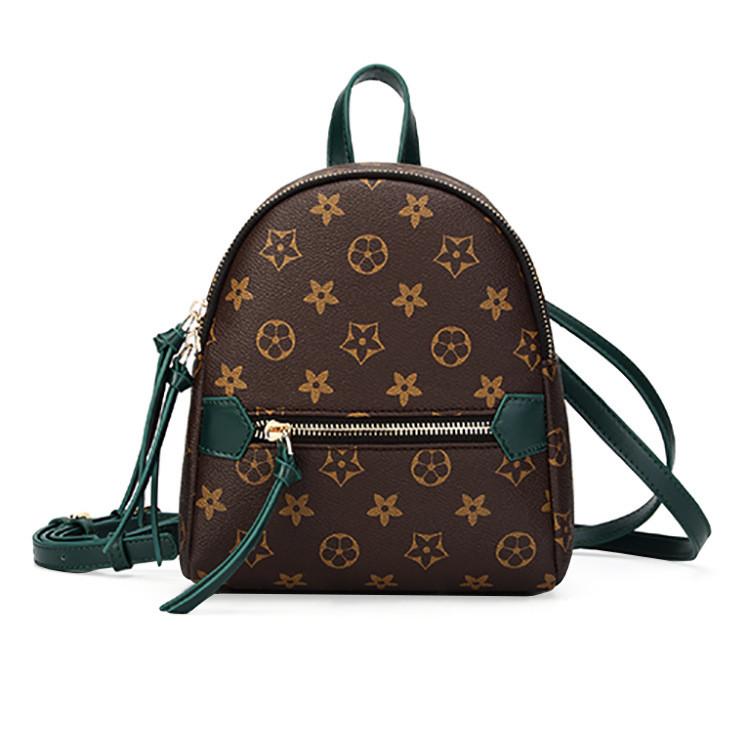 Рюкзак женский Virginia коричневый
