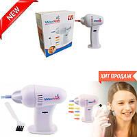 Электрический прибор для чистки ушей , ухо-чистка, Wax Vac (V-S), фото 1