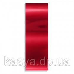 Фольга для дизайнов Moyra №03 Magic Foil Red (красная)