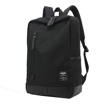 Рюкзак мужской Ozuko OL черный eps-6001, фото 2