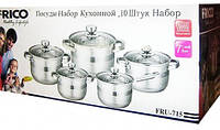 Набор посуды FRICO FRU-715
