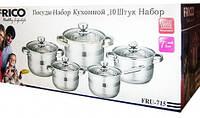 Набор посуды FRICO FRU-715 EB-3709