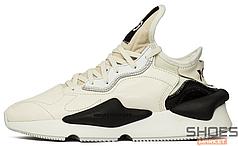 Мужские кроссовки Adidas Y-3 Kaiwa White/Cream BC0907, Адидас У-3