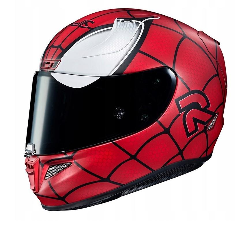 Мотошлем Hjc RPHA-11 Spiderman Marvel Limited