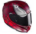 Мотошлем Hjc RPHA-11 Spiderman Marvel Limited, фото 2