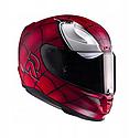 Мотошлем Hjc RPHA-11 Spiderman Marvel Limited, фото 3