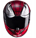 Мотошлем Hjc RPHA-11 Spiderman Marvel Limited, фото 4