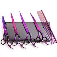 Набор парикмахерских ножниц Rococo дюйм 7.0 дюйм