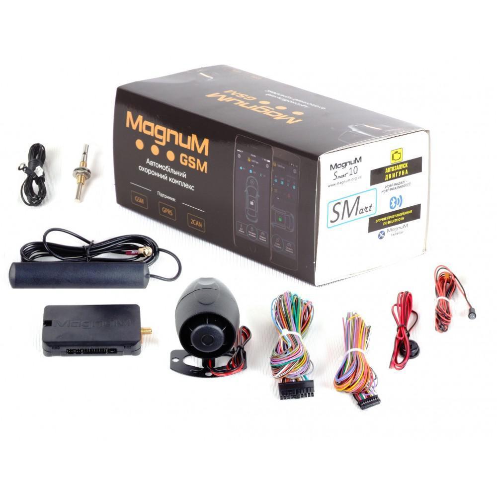 Автосигнализация Magnum GSM Smart S-10