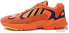 Женские кроссовки Adidas Yung 1 Orange B37613, Адидас Янг 1