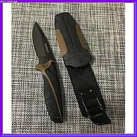 Нож с чехлом Gerber АК-204 для охоты и рыбалки