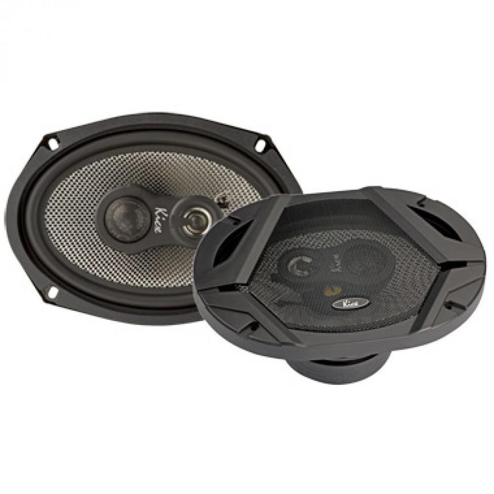 "Автомобильная акустика Kicx GFQ-693 Коаксиальная 15x23 см (6""x9"")"