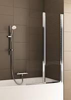 Шторка для ванны Aquaform Modern 2 профиль хром 170-06991, фото 1