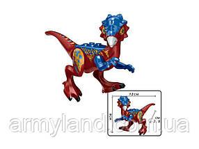Набор №8 Динозавров 4шт Конструктор, аналог Лего, фото 2