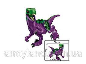 Набор №8 Динозавров 4шт Конструктор, аналог Лего, фото 3